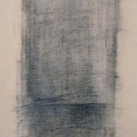 Disegno Capodoglio, 1992, matita e pastello su carta, cm 100 x 70