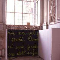 Mammina e Io - 2003, Quadriennale, Palazzo Reale, Napoli