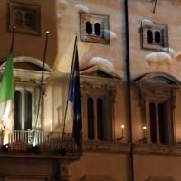 Pastore a Montecitorio