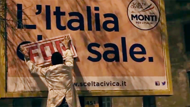 Italia For Sale